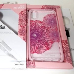 the best attitude 8cc00 da67d NEW Tech21 Evo Check EVOKE Case for iPhone X 10 NWT
